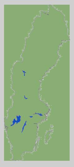 karta Sverige