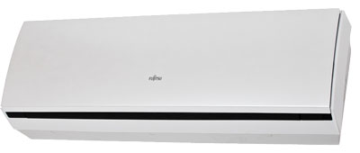 Fujitsu luft-luftvärmepump innedel